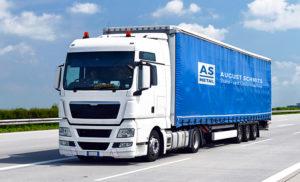 Lastwagen AS Metal